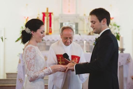 Brisbane weddng ceremony