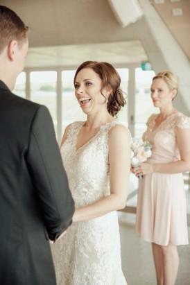 Canberra Arboretum Wedding Ceremony