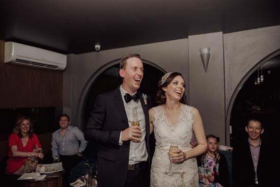Canberra Bar Wedding