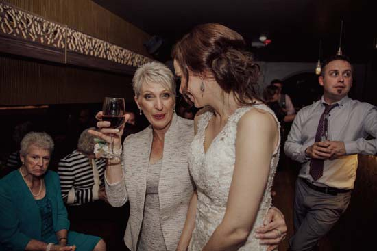 Canberra wedding reception