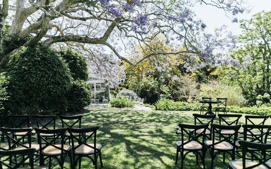 Ceremony At Spicers