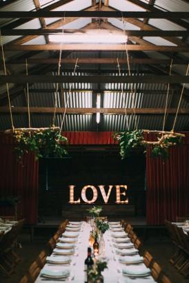 Country Hall Wedding Gold Coast