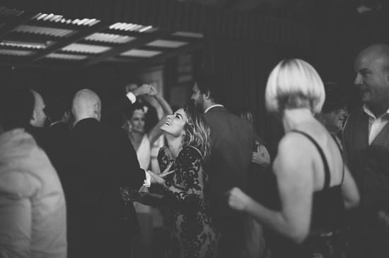 Country hall dance floor