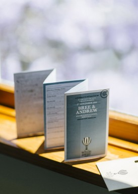 Customised wedding Whileaway Guides
