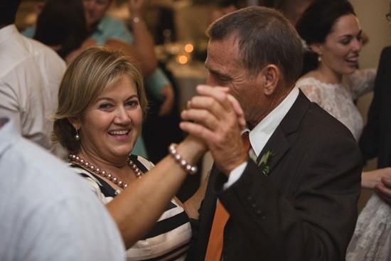 Dancing at Brisbane wedding
