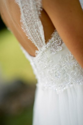 Erin Clare Couture Lace Gown