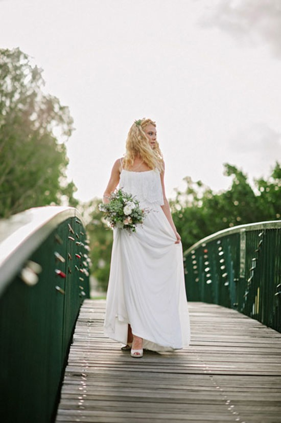 Erin Clare Couture gown
