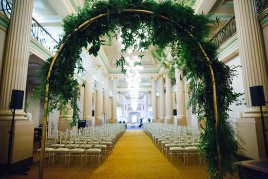 Fern Wedding Arch