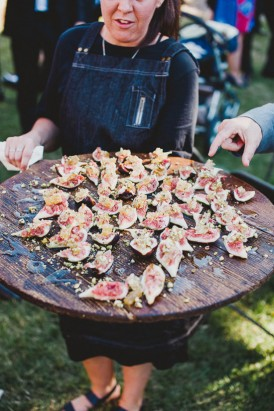 Fig and Salt wedding catering