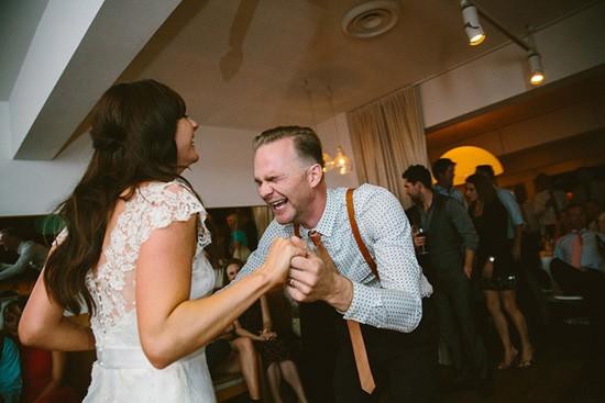 Fun wedding dance in Sydney