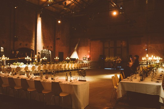 Industrial wedding space Melbourne