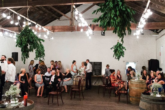 Kidogo Art House Wedding Reception