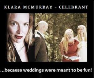Klara McMurray - Celebrant Grande Made banner