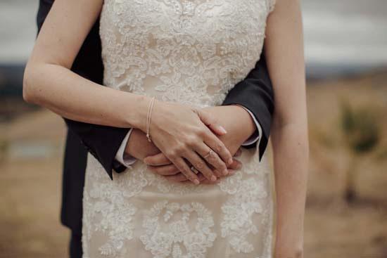 Maggie Sottero Lace Dress