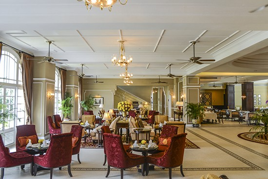 Majestic Kl High tea rooms