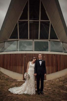 Margaret Whitlam Pavilion Wedding Ceremony
