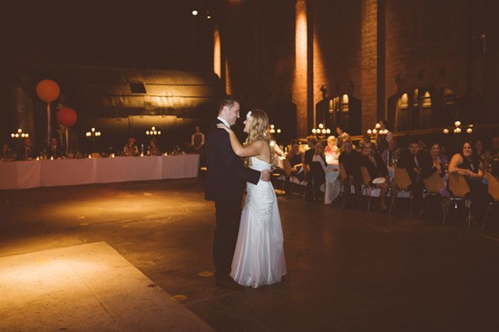 Melbourne first dance