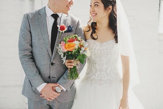 Melbourne newlywedsa