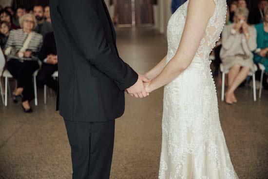 National Arboretum Wedding Ceremony
