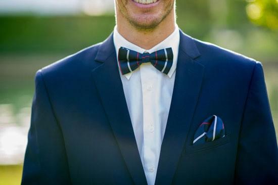 Nautical inspried groom look