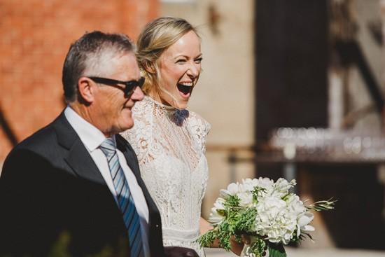 Newstead wedding ceremony