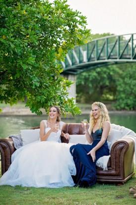 Noosa inspired wedding