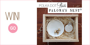 Palomas Nest Bride Banner