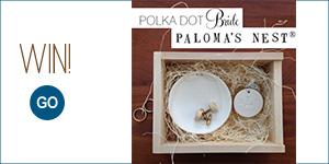 Palomas Nest Groom Banner