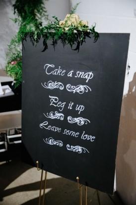 Photobooth Wedding Sign
