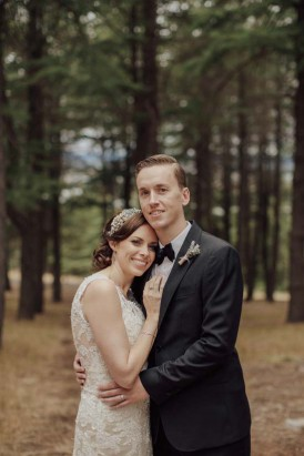 Pine Forest Canberra Wedding