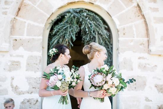 Protea Wedding Bouquets