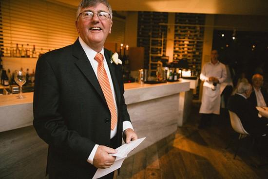 Public Dining Room Wedding Reception