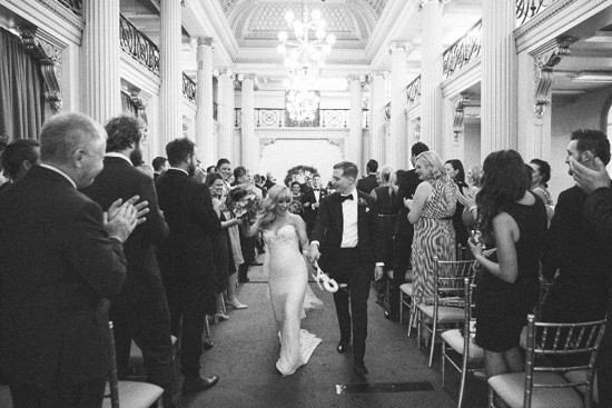Queens Hall, State Library of Victoria Wedding Ceremony