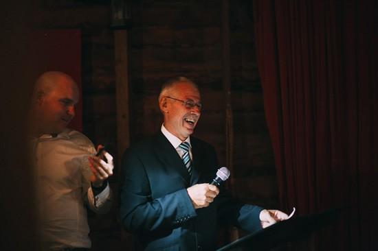 Speeches at Gold Coast Wedding