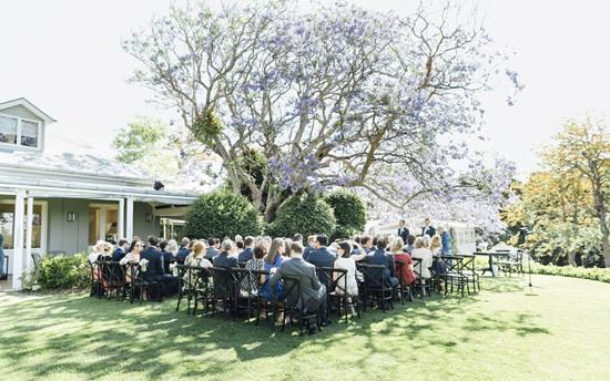 Spicers Clovelly Estate Ceremony