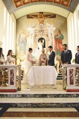 St Anthony's Church Hawthorn Wedding Ceremony