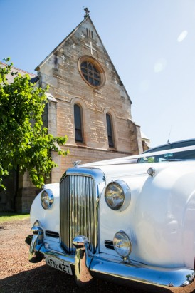 St Peter Chanel, Hunters Hill Wedding