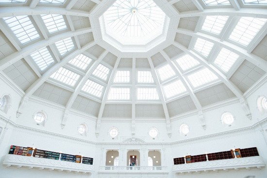 State Library Wedding