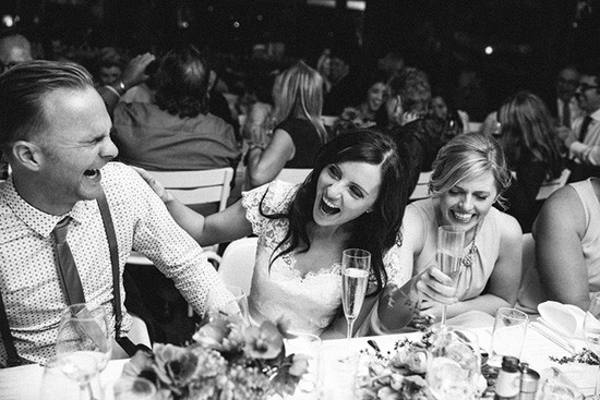 Sydney Restaurant Wedding Photos