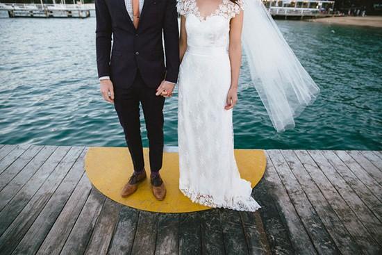 Sydney newlyweds
