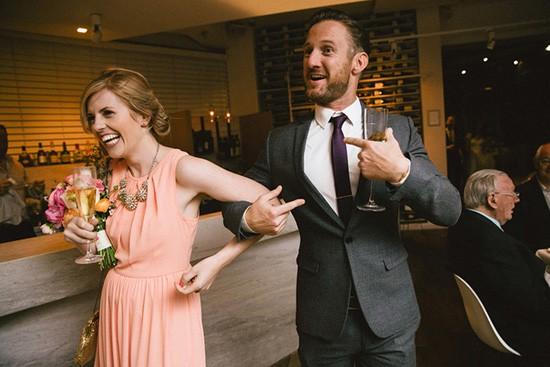 Sydney restaurant wedding