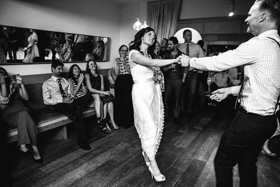 Sydney wedding dancing