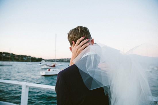 Sydney wedding portrait