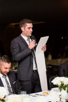 Sydney wedding speech