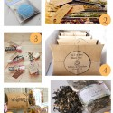 Tea Favors