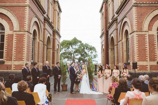 Unusual melbourne wedding venue