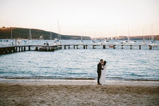 Waterside wedding in Balmoral