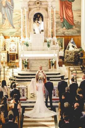 Wedding At St Anthony's Church Hawthorn