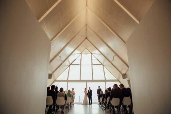 Wedding at  National Arboretum Canberra