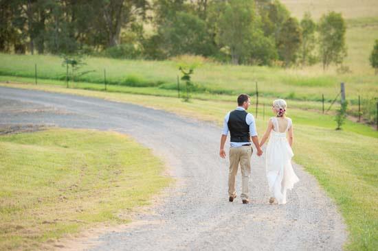 Wedding photo locations at Yandina Station